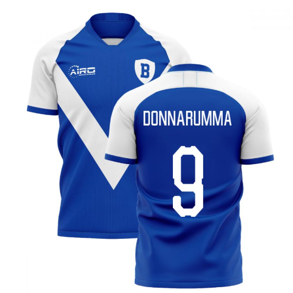 2020 2021 Brescia Home Concept Shirt Donnarumma 9 Brescia1920home 160654 58 64 Teamzo Com