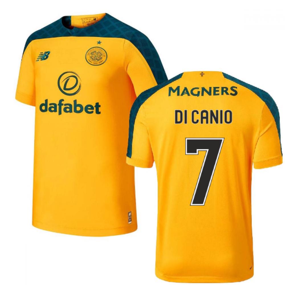 2019-2020 Celtic Away Football Shirt (Di Canio 7)