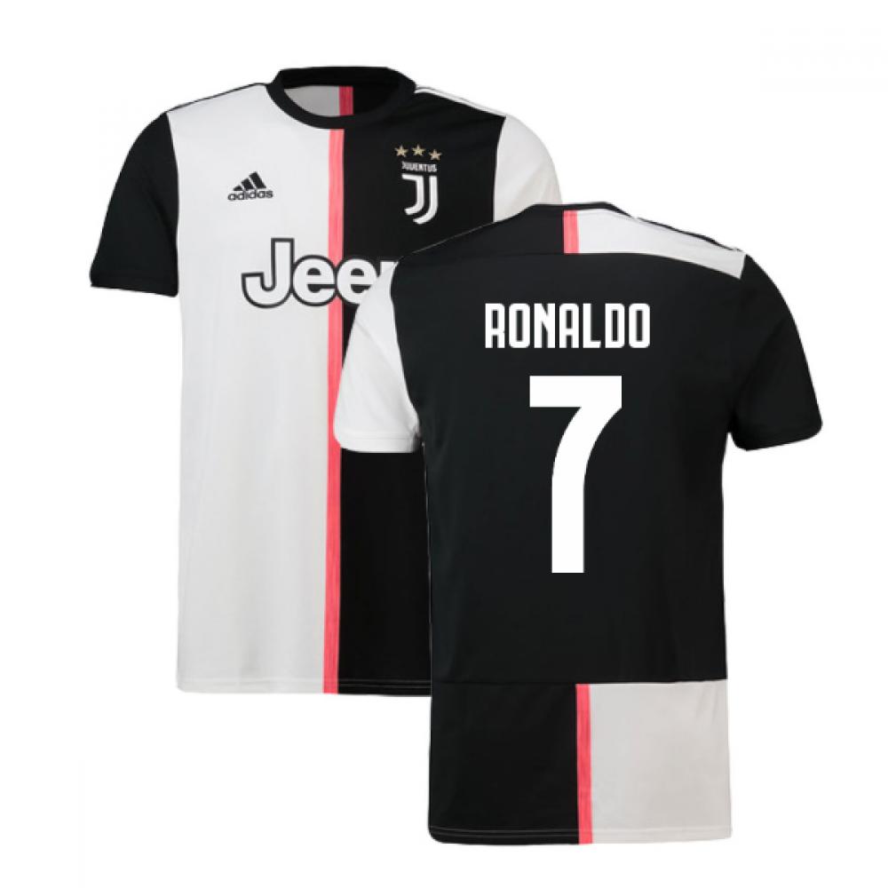 2019 2020 Juventus Adidas Home Football Shirt Ronaldo 7 Dw5455 139299 110 40 Teamzo Com