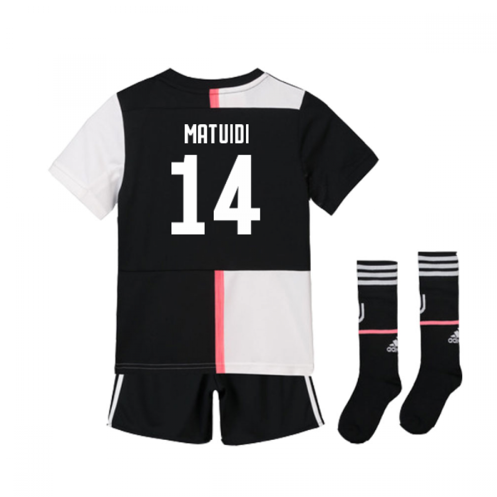 official photos 63f45 b663b 2019-2020 Juventus Adidas Home Mini Kit (Matuidi 14)