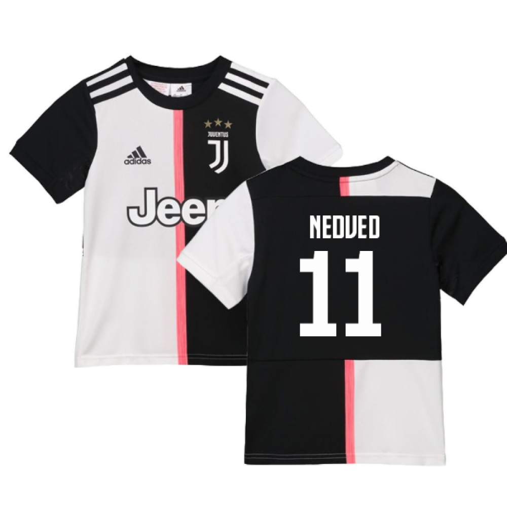 half off d2cd8 928a3 2019-2020 Juventus Adidas Home Shirt (Kids) (Nedved 11)