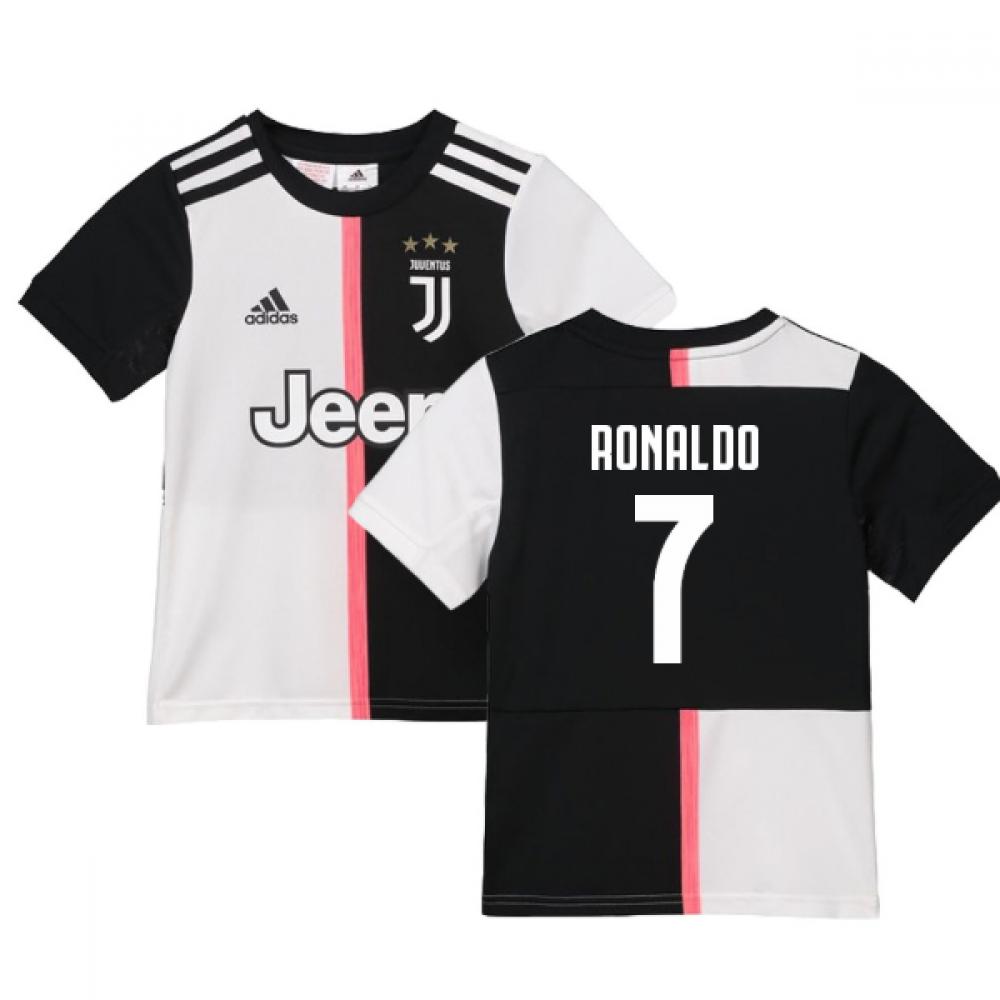 2019 2020 Juventus Adidas Home Shirt Kids Ronaldo 7 Dw5453 139330 97 41 Teamzo Com