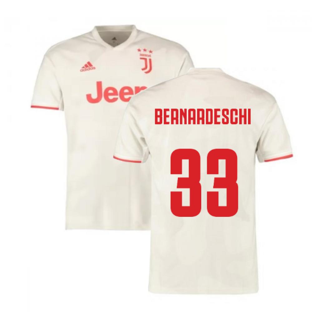 2019-2020 Juventus Away Shirt (Bernardeschi 33)