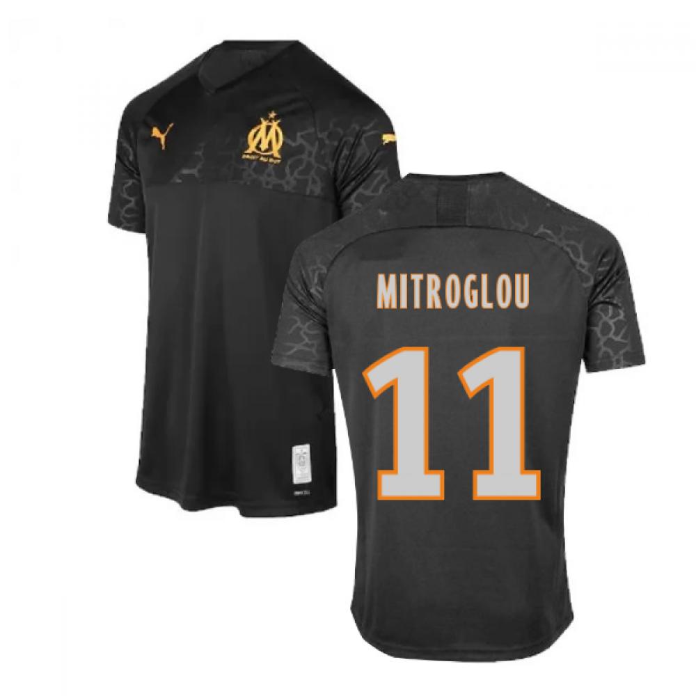2019-2020 Marseille Third Shirt (Kids) (MITROGLOU 11)