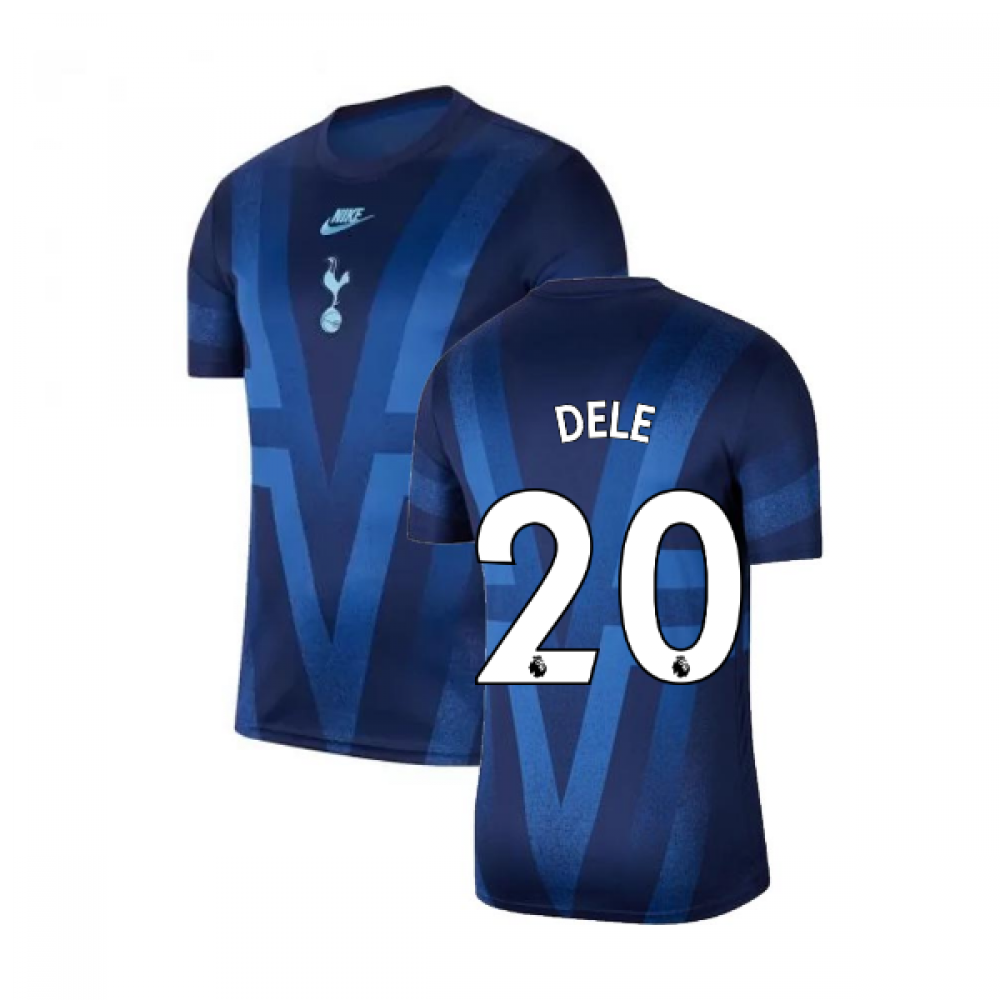 2019 2020 Tottenham Pre Match Shirt Dele 20 Bv2188 433 162775 74 66 Teamzo Com