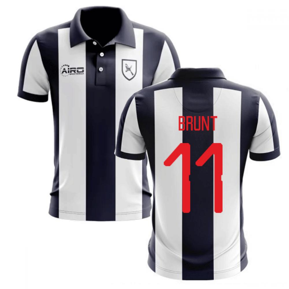 2020 2021 West Brom Home Concept Football Shirt Brunt 11 Westbrom1920home 150116 60 85 Teamzo Com