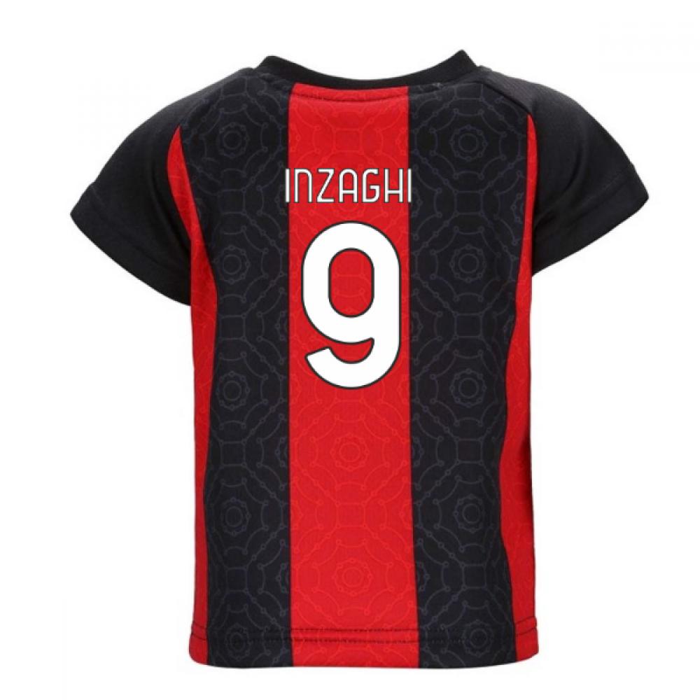2020 2021 Ac Milan Puma Home Baby Kit Inzaghi 9 75745001 179450 69 41 Teamzo Com