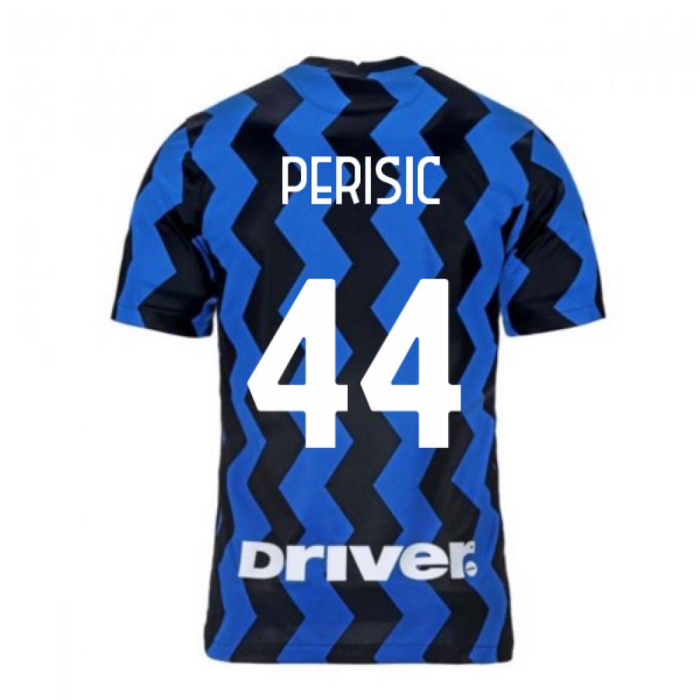 2020-2021 Inter Milan Home Nike Football Shirt (Kids) (PERISIC 44)
