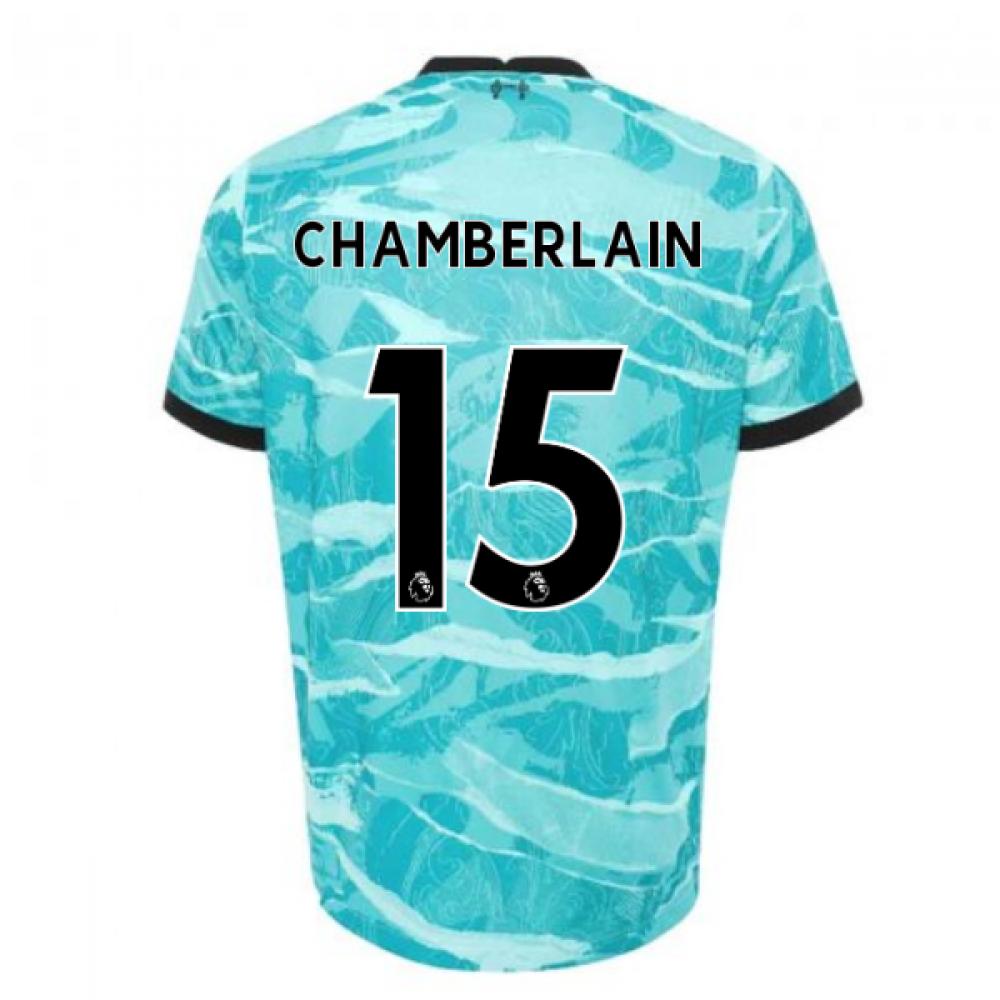 2020-2021 Liverpool Away Shirt (CHAMBERLAIN 15)