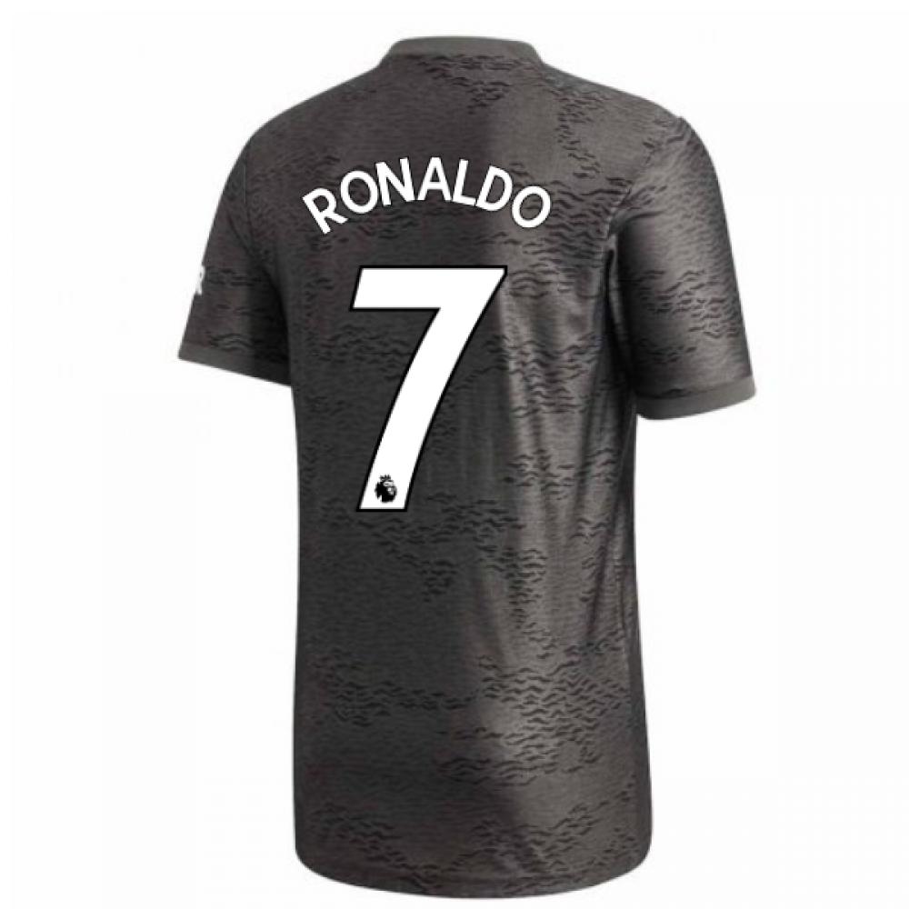 2020-2021 Man Utd Adidas Away Football Shirt (RONALDO 7)