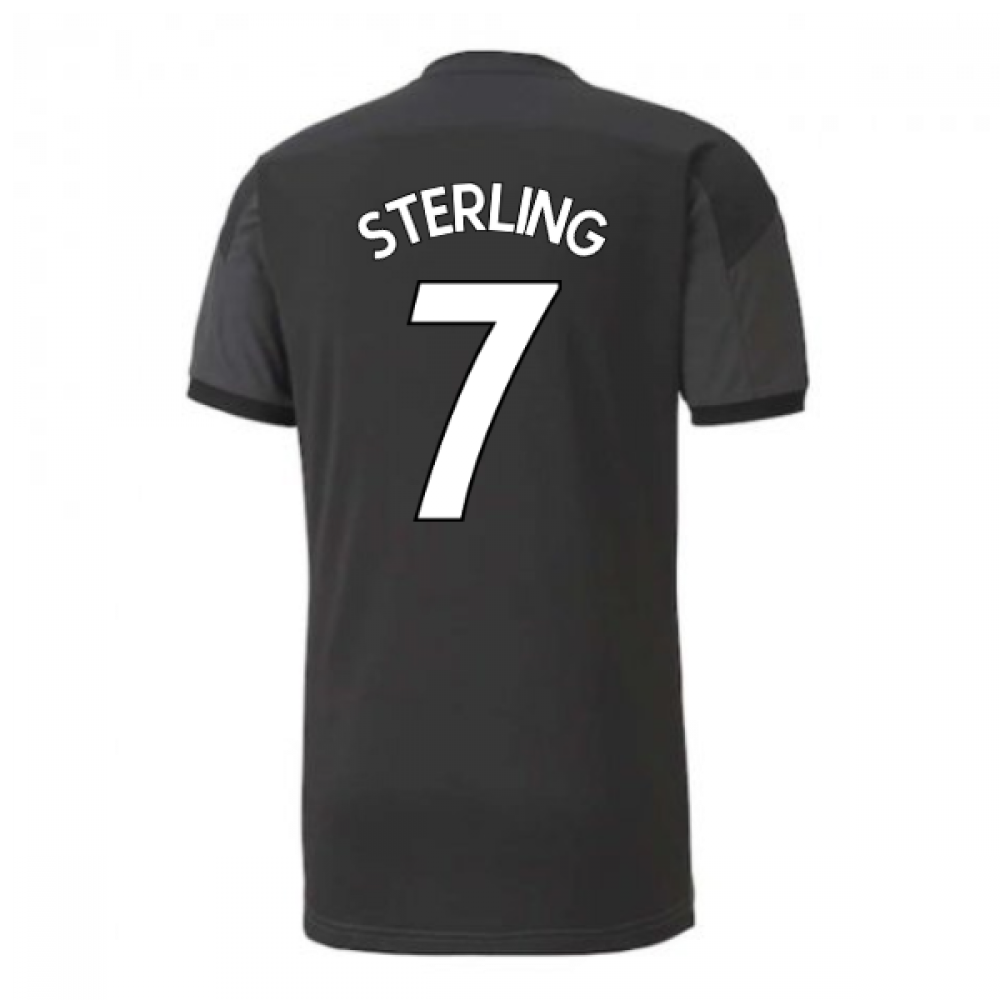 2020 2021 Manchester City Puma Training Shirt Asphalt Sterling 7 75787813 175635 64 94 Teamzo Com