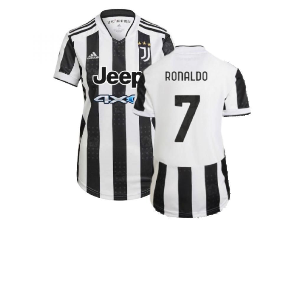 2021-2022 Juventus Home Shirt (Ladies) (RONALDO 7)