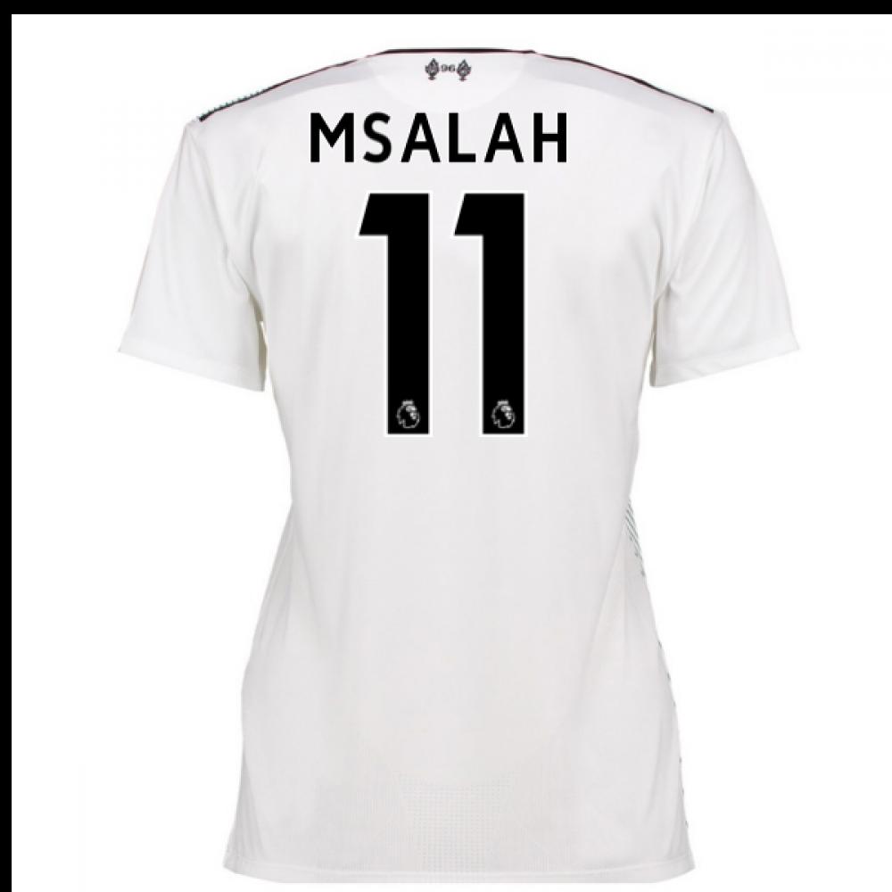 2016-17 Liverpool Away Womens Shirt (M Salah 11) [WT730015