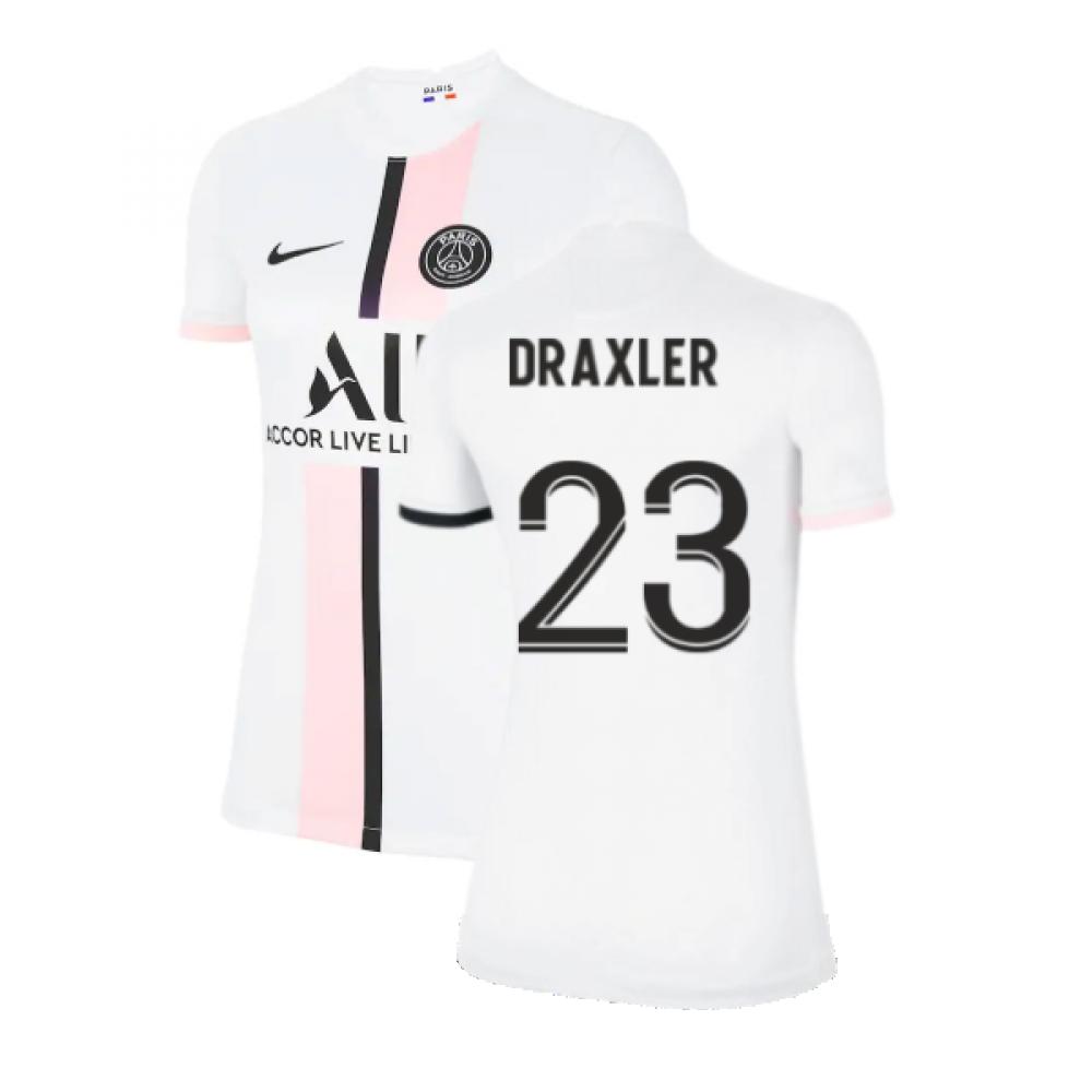PSG 2021-2022 Womens Away Shirt (DRAXLER 23)