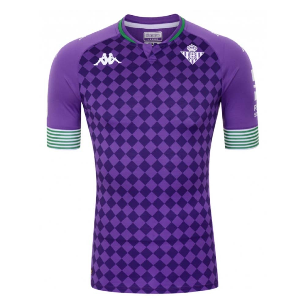2020-2021 Real Betis Away Shirt