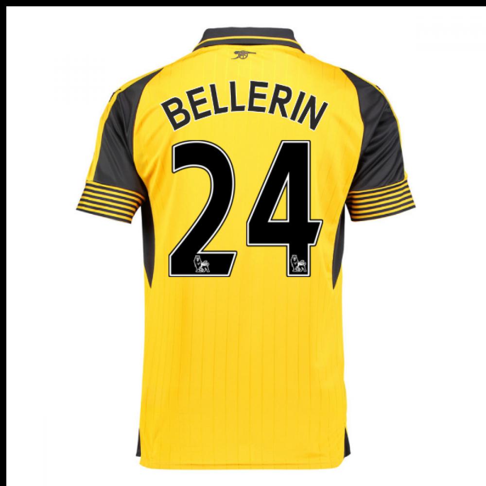 new style 43541 5bc49 2016-17 Arsenal Away Shirt (Bellerin 24)