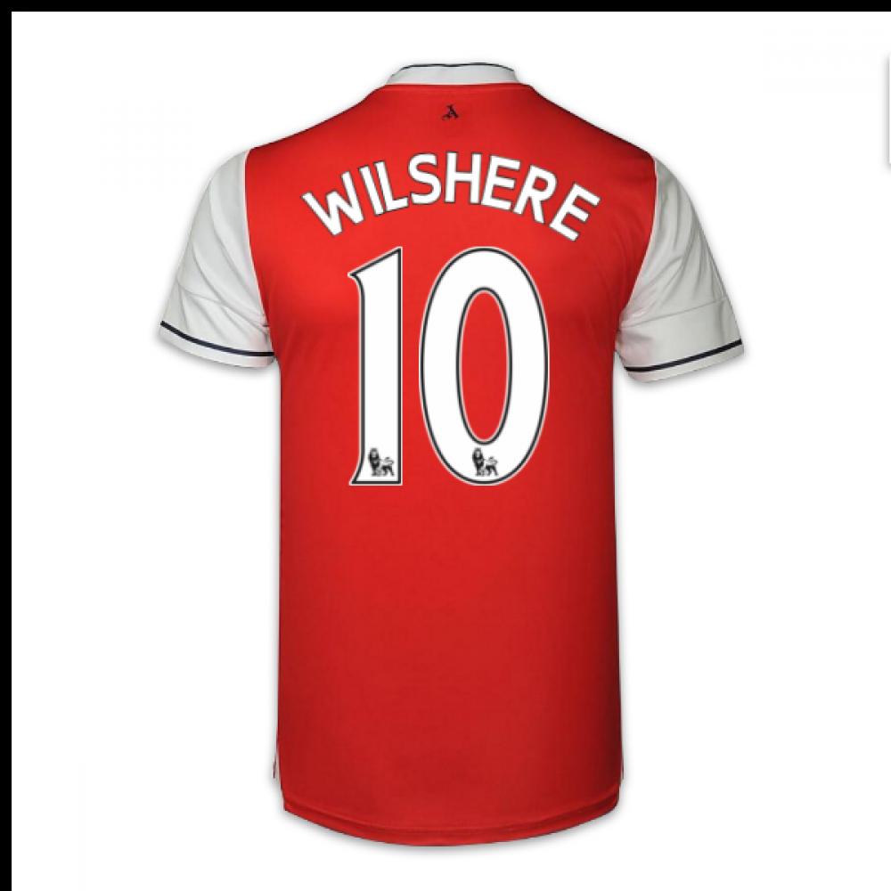 2016 17 Arsenal Home Shirt Wilshere 10 Kids 74971901