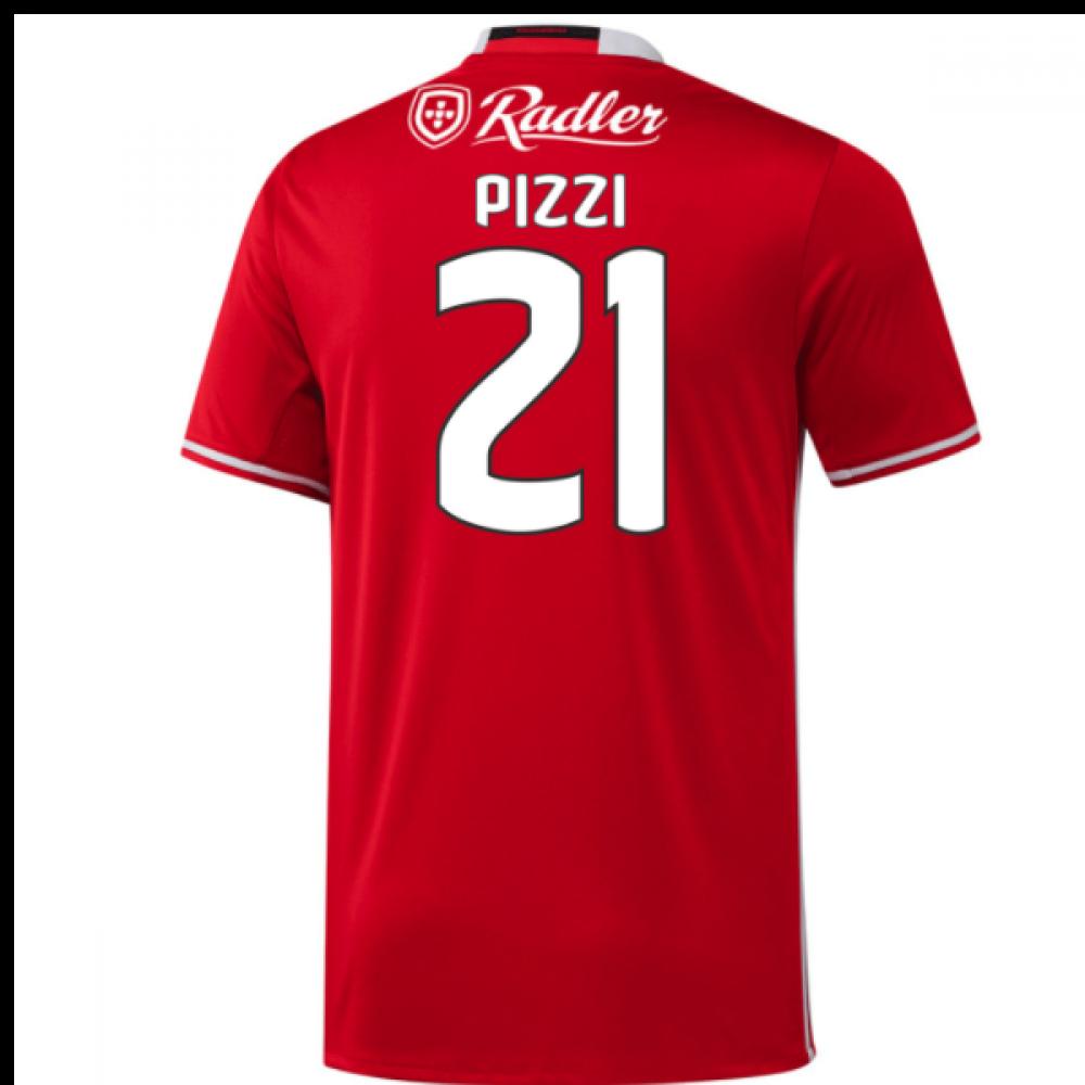 86795a635de ... Jersey 2016-17 Benfica Home Shirt (Pizzi 21) AI8086-86441 - 88.59  Teamzo 2017 benfica soccer jerseys 2017 18 season Benfica home away red gray  ...