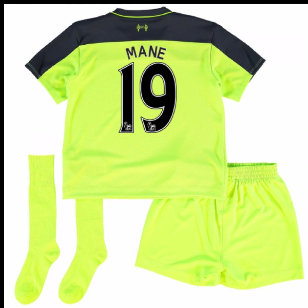 f341fabc9 2016-17 Liverpool Third Mini Kit (Mane 19)  IY630005-83826  -  65.49 ...