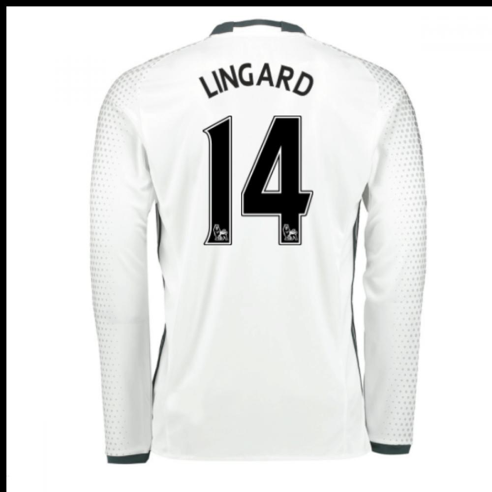 92ae81f26 2016-17 Man United Third Shirt (Lingard 14)  AI6689-83663  -  84.56 ...