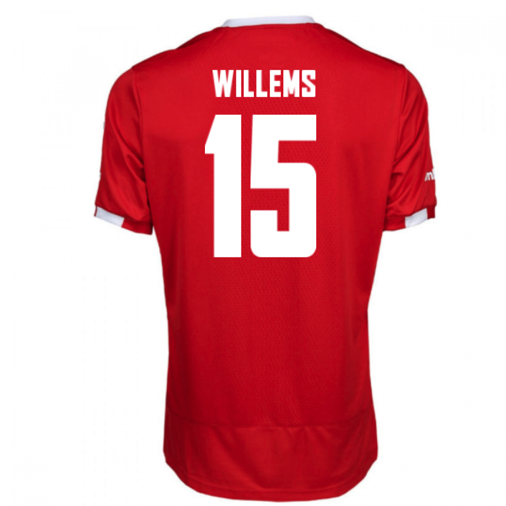 0d84529dc32 2016-17 Psv Eindhoven Home Shirt (Willems 15)  75476U-KIT-87335 ...