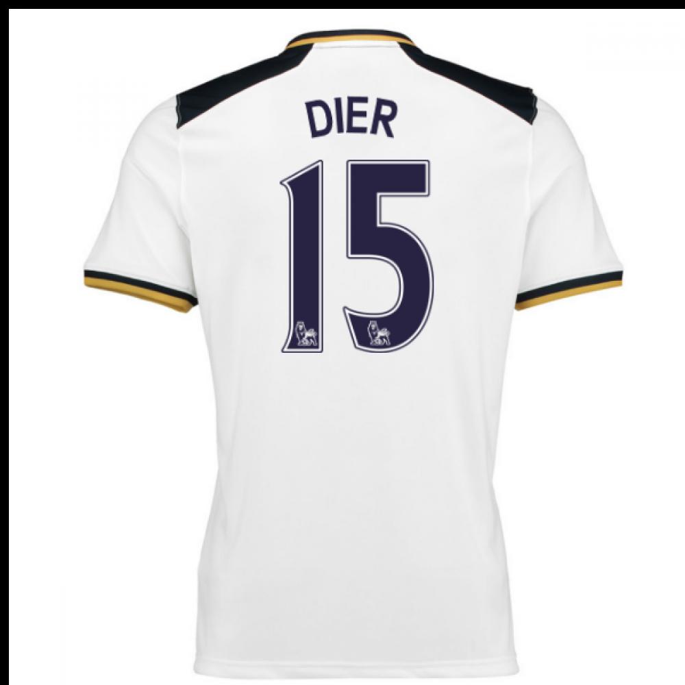2016 17 Tottenham Home Shirt Dier 15 Kids 1276024 100 82282 64 36 Teamzo Com