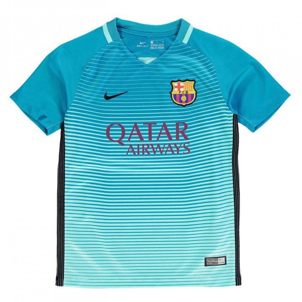 outlet store sale 936fd aae3d Barcelona 2016-2017 Third Shirt (Kids)