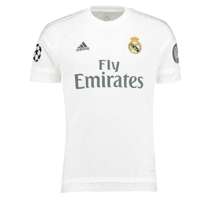 sports shoes 5d13b 82588 real madrid jersey 2015
