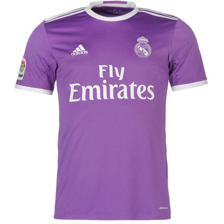 a49d95f37 Real Madrid 2016-2017 Away Shirt  AI5158  -  45.49 Teamzo.com