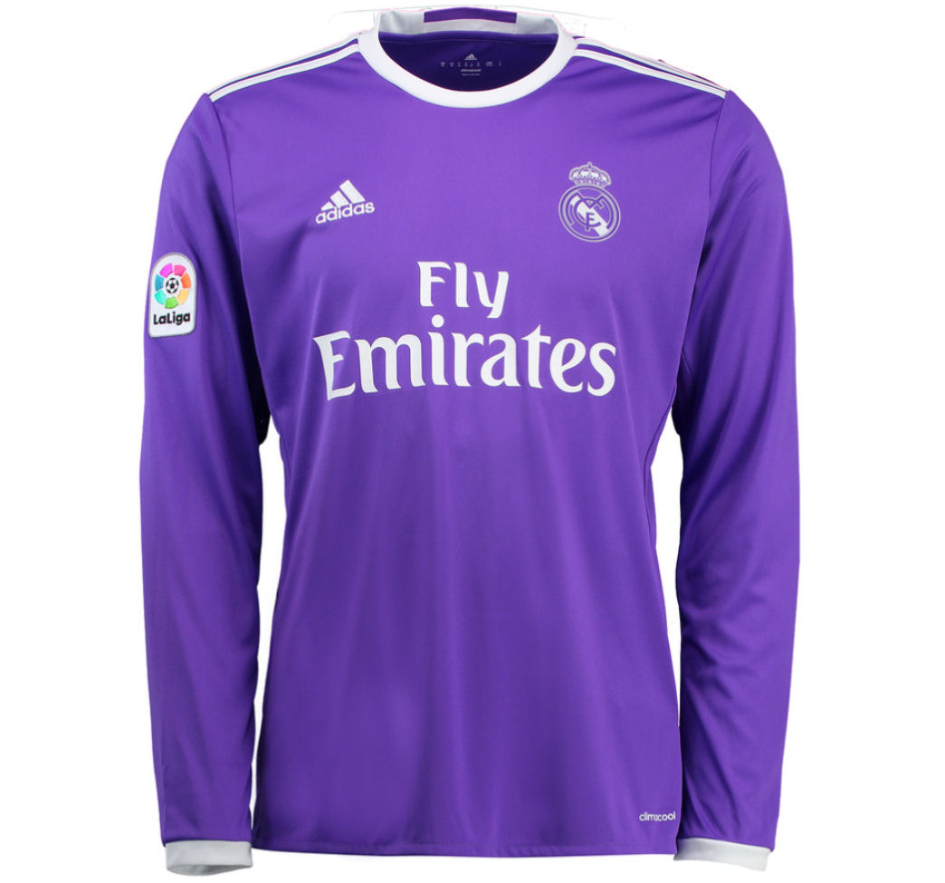 ... coupon code for france home shirt zidane 10 real madrid 2016 2017 away  long sleeve shirt b628e707f