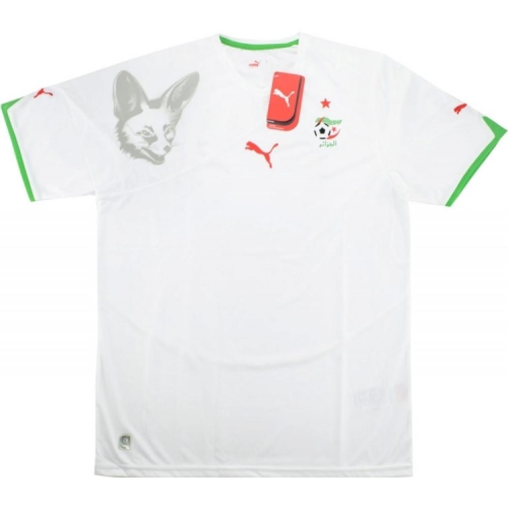 11 04 Puma 39 Football Algeria 2010 Home Shirt OFxRRdZ