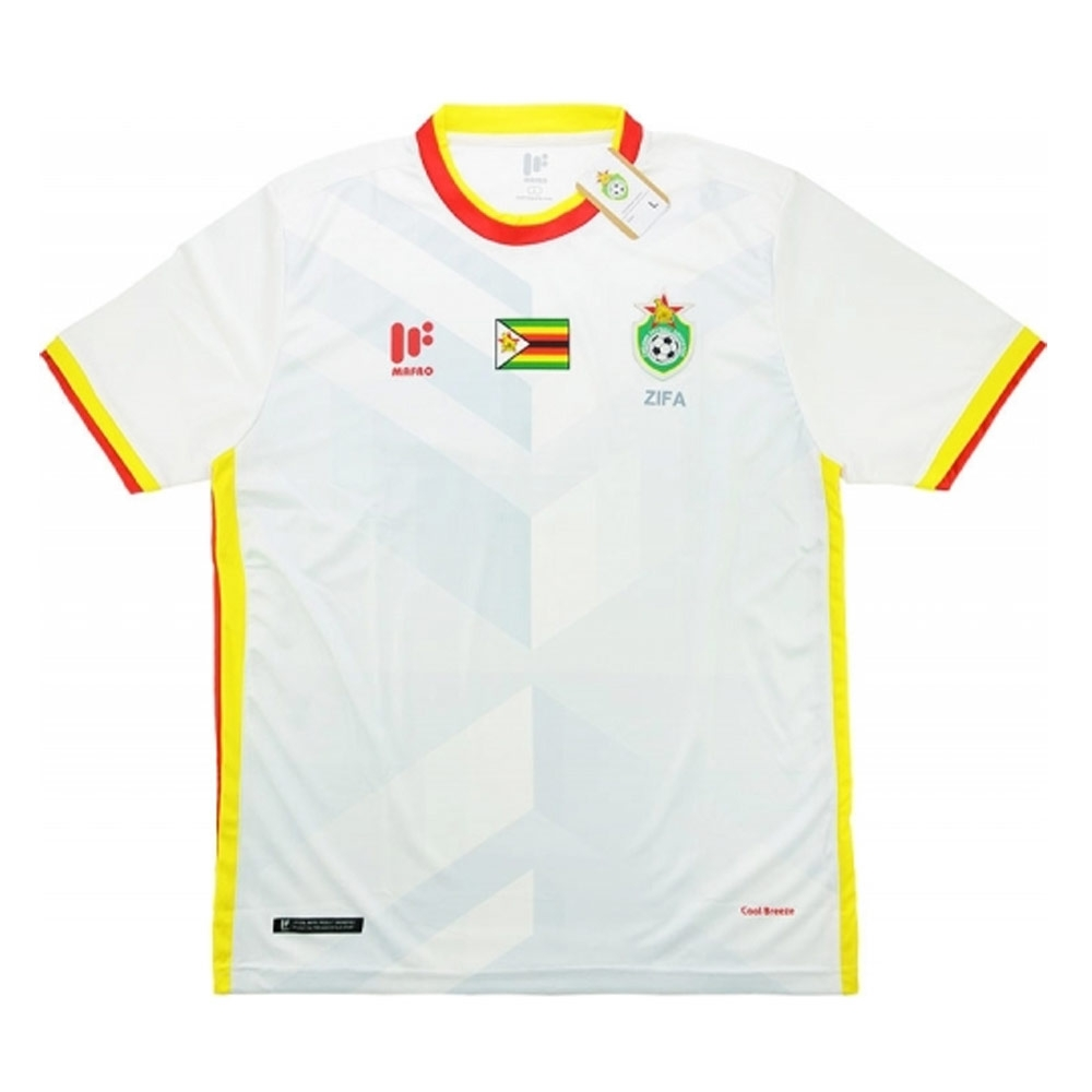 ccea1dc1ea0 2017-18 Zimbabwe Third Football Shirt -  65.49 Teamzo.com