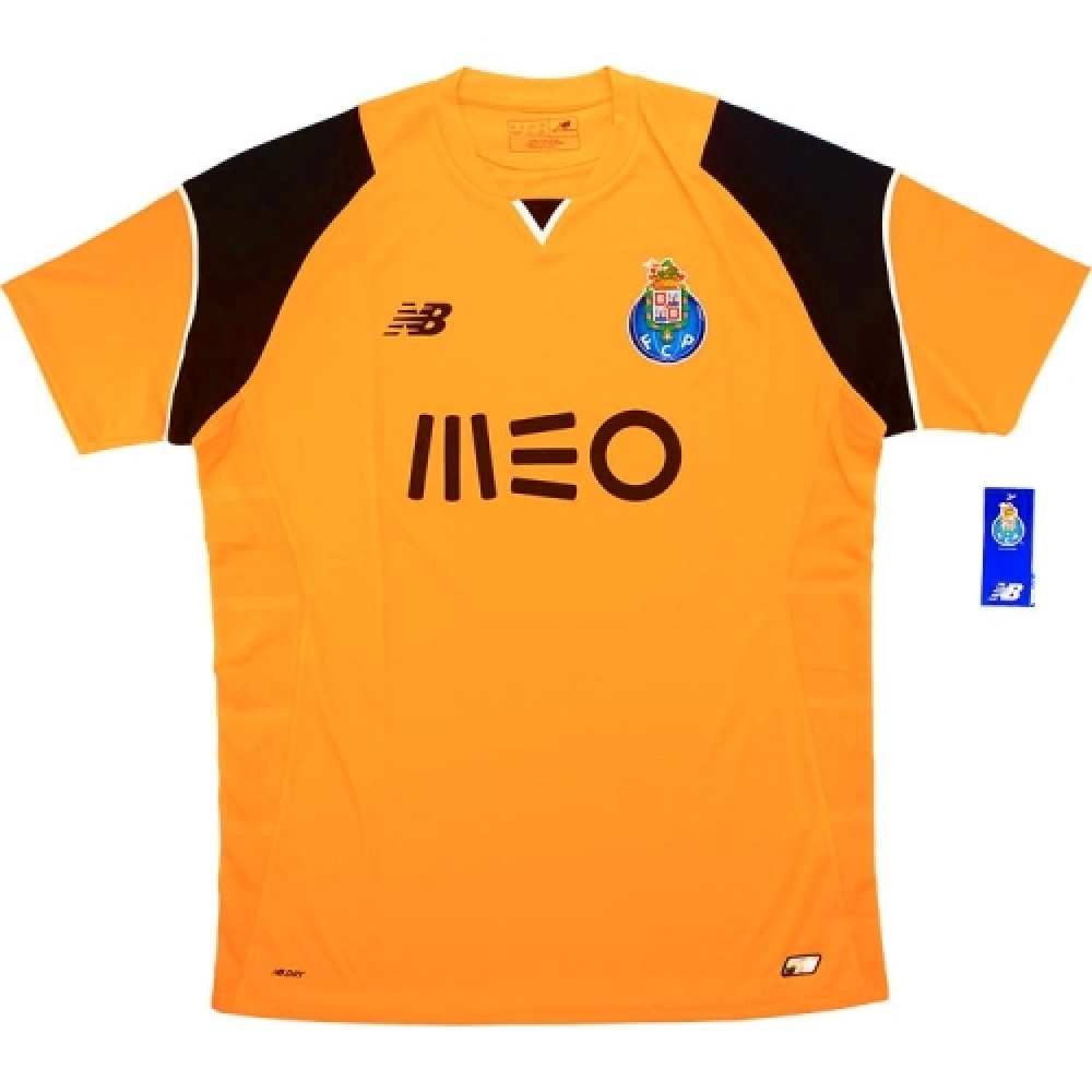new concept f2609 74753 2016-17 FC Porto Goalkeeper Home Goalkeeper Shirt