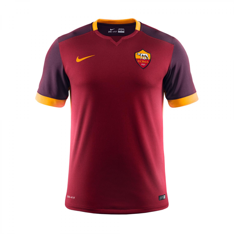 AS Roma 2015-2016 Home Shirt  658924-678  -  39.41 Teamzo.com 79ed28d53