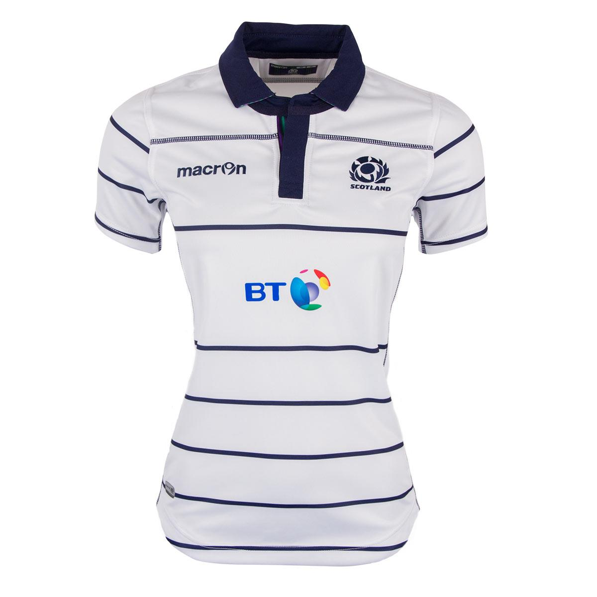 Rugby Shirts. A rugby shirt used to only be worn as a team jersey or uniform by ruby players. However, that is no longer the case. Modern rugby shirts can be seen being worn by everyone, from men and women to toddlers and infants.