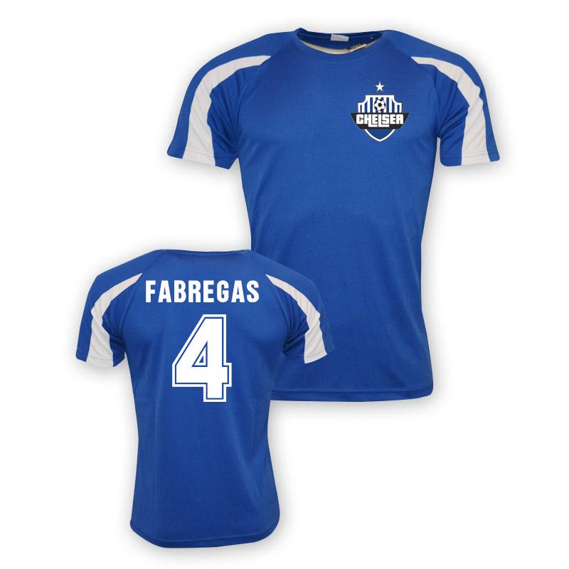 half off f7a01 14bbe Cesc Fabregas Chelsea Sports Training Jersey (blue) - Kids
