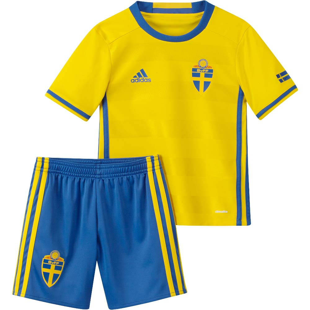 Sweden 2016 2017 Mini Kit Aa0444 57 92 Teamzo Com