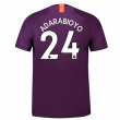 2018-2019 Man City Third Nike Football Shirt (Adarabioyo 24) - Kids