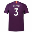 2018-2019 Man City Third Nike Football Shirt (Danilo 3) - Kids