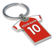 Personalised Arsenal Key Ring