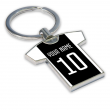 Personalised Juventus Key Ring