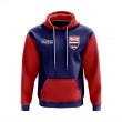 Thailand Concept Country Football Hoody (Red)