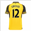2016-17 Arsenal Away Shirt (Giroud 12) - Kids