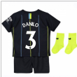 2018-2019 Man City Away Nike Baby Kit (Danilo 3)
