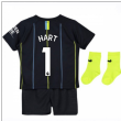 2018-2019 Man City Away Nike Baby Kit (Hart 1)
