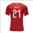 d6b002720f5 2018-2019 Serbia Away Puma Football Shirt (Ivanovic 6) [75492411 ...