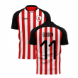 2020-2021 Sunderland Home Concept Football Shirt (Gooch 11)