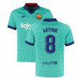 2019-2020 Barcelona Third Nike Football Shirt (ARTHUR 8)
