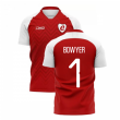 2020-2021 Charlton Home Concept Football Shirt (Bowyer 1)
