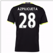 2016-17 Chelsea Away Shirt (Azpilicueta 28) - Kids